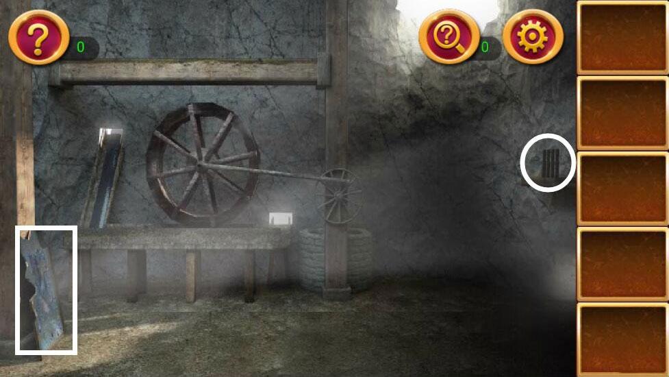 《密室逃脱1:逃离地牢》第17关攻略