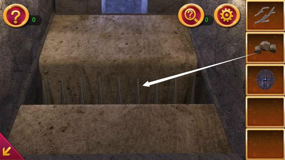 《密室逃脱1:逃离地牢》第18关攻略