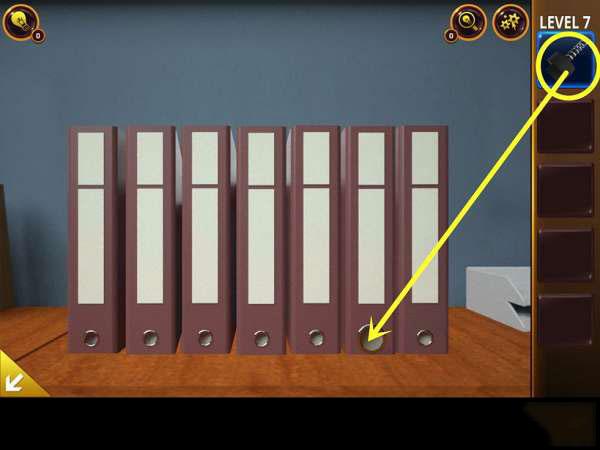 《密室逃脱4:逃出电影院》第7关攻略