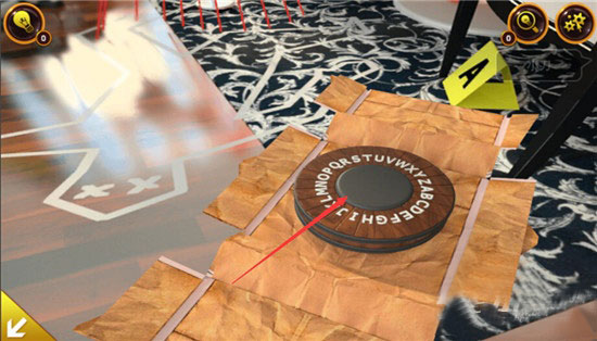 《密室逃脱4:逃出电影院》第13关攻略
