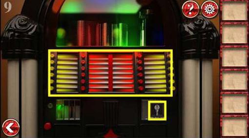 《密室逃脱8:逃出红色豪宅》第9关攻略