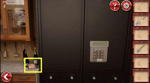 《密室逃脱8:逃出红色豪宅》第7关攻略