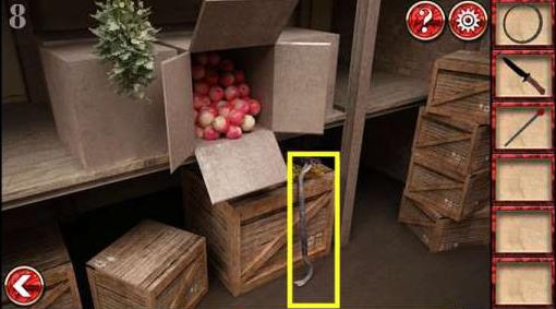 《密室逃脱8:逃出红色豪宅》第8关攻略
