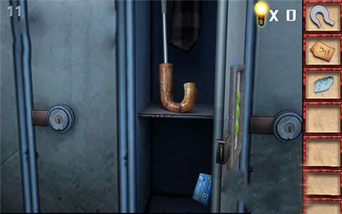 《密室逃脱8:逃出红色豪宅》第11关攻略