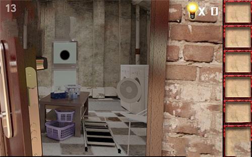 《密室逃脱8:逃出红色豪宅》第13关攻略