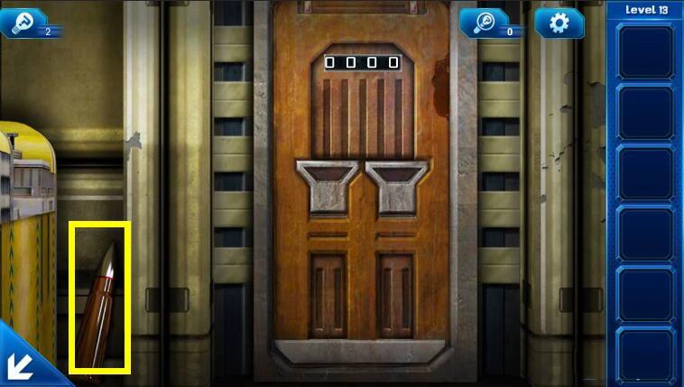 《密室逃脱9:逃出太空船》第13关攻略