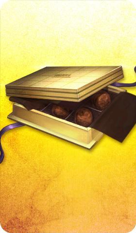 《命运冠位指定》品牌巧克力图鉴