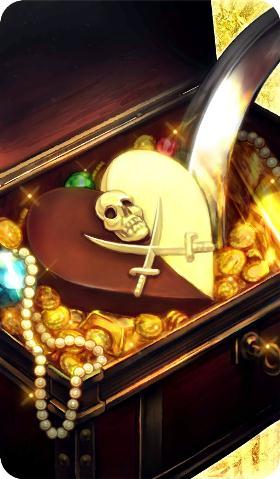 《命运冠位指定》礼装宝藏巧克力图鉴