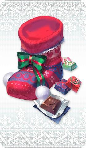 《命运冠位指定》礼装圣诞节的回忆图鉴