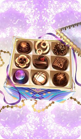 《命运冠位指定》礼装巧克力珠宝图鉴