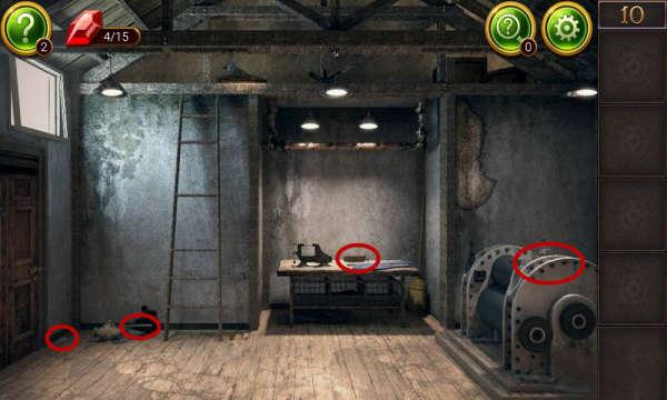 《密室逃脱10:侦探风云》第10关攻略