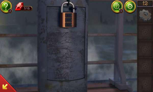 《密室逃脱10:侦探风云》第12关攻略