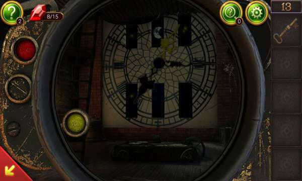 《密室逃脱10:侦探风云》第13关攻略