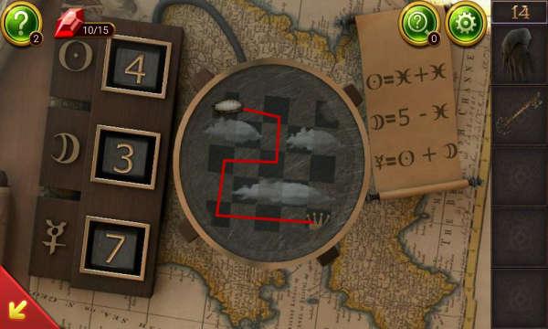 《密室逃脱10:侦探风云》第14关攻略
