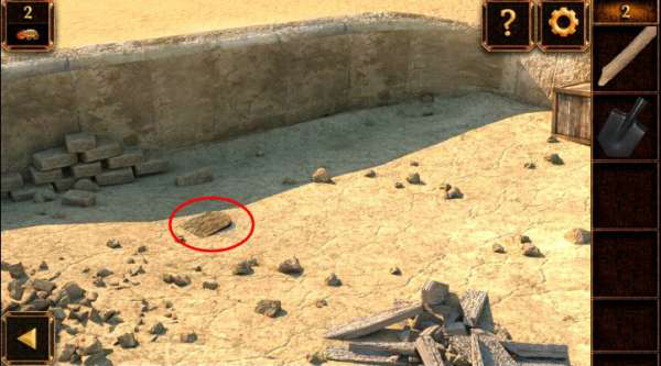 《密室逃脱11:逃出神秘金字塔》第2关攻略