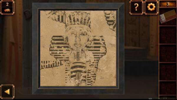 《密室逃脱11:逃出神秘金字塔》第3关攻略