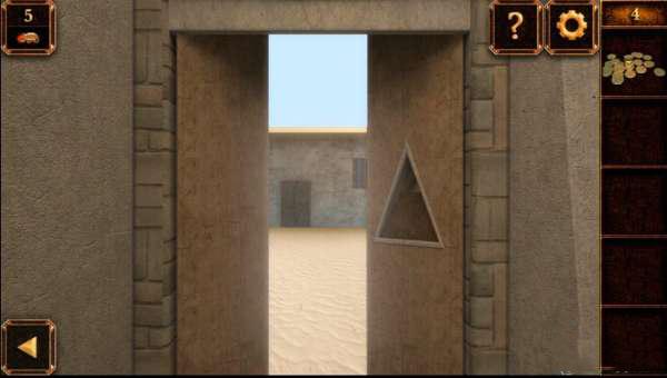 《密室逃脱11:逃出神秘金字塔》第4关攻略