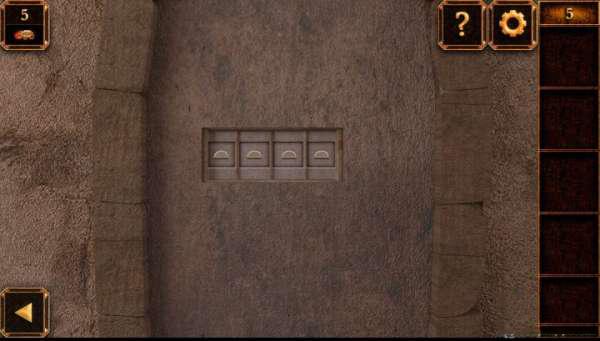 《密室逃脱11:逃出神秘金字塔》第5关攻略