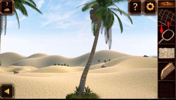 《密室逃脱11:逃出神秘金字塔》第7关攻略