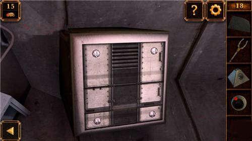 《密室逃脱11:逃出神秘金字塔》第18关攻略
