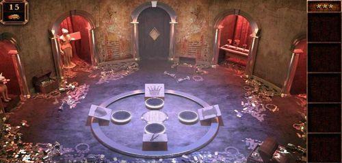 《密室逃脱11:逃出神秘金字塔》隐藏关卡攻略