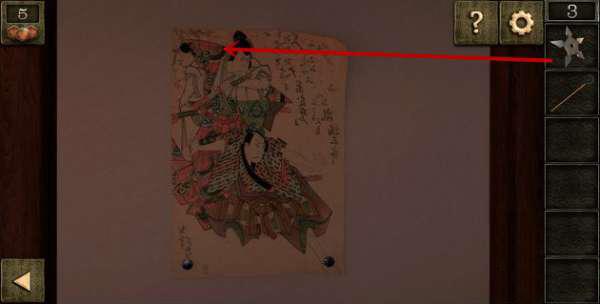 《密室逃脱12:逃出神秘神庙》第3关攻略