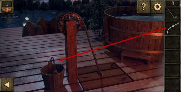 《密室逃脱12:逃出神秘神庙》第4关攻略