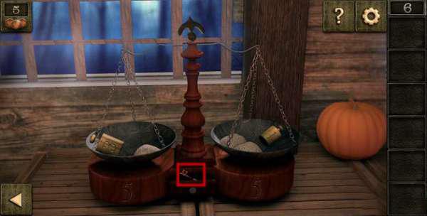 《密室逃脱12:逃出神秘神庙》第6关攻略