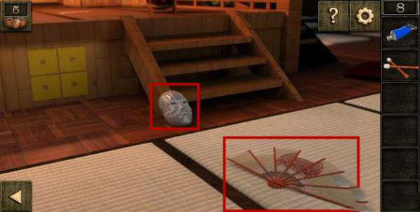 《密室逃脱12:逃出神秘神庙》第8关攻略