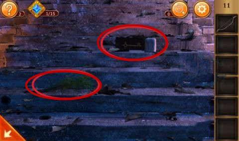 《密室逃脱12:逃出神秘神庙》第11关攻略