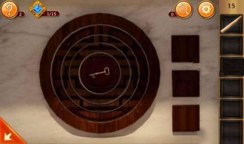 《密室逃脱12:逃出神秘神庙》第15关攻略