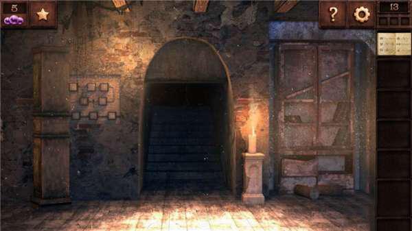 《密室逃脱15:逃出神秘宫殿》第13关攻略