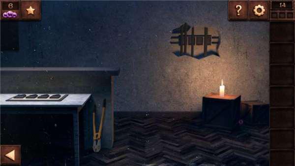 《密室逃脱15:逃出神秘宫殿》第14关攻略