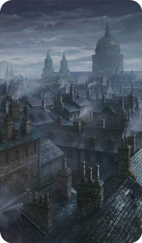 《命运冠位指定》雾夜的伦敦礼装图鉴