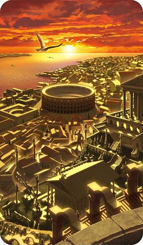 《命运冠位指定》罗马的和平图鉴