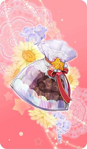 《命运冠位指定》亲手做的爱情巧克力图鉴
