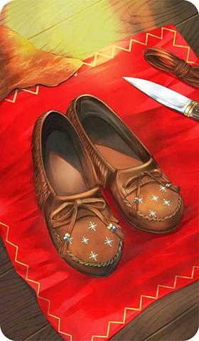 《命运冠位指定》杰罗尼莫式莫卡辛鞋图鉴