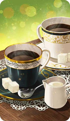 《命运冠位指定》现泡的咖啡图鉴
