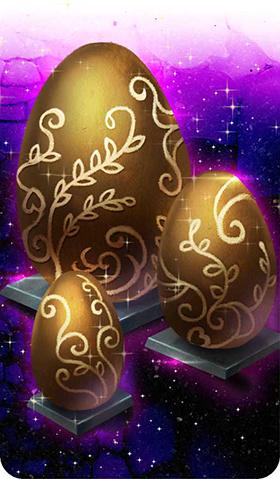 《命运冠位指定》蛋形巧克力(复数)图鉴