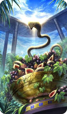 《命运冠位指定》命运之蛇礼装图鉴