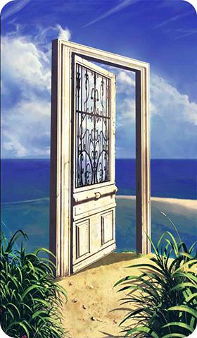 《命运冠位指定》通向大海的门礼装图鉴