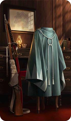 《命运冠位指定》誓言的羽织礼装图鉴