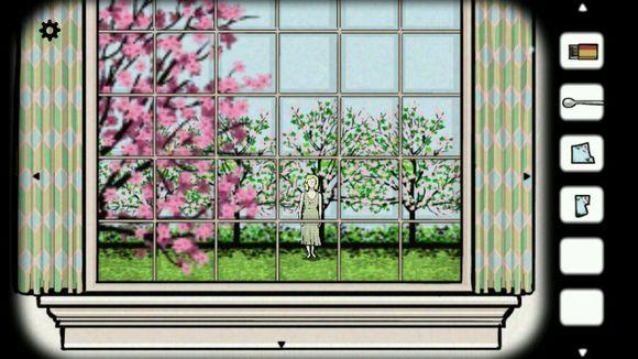 《逃离方块:四季》春天攻略