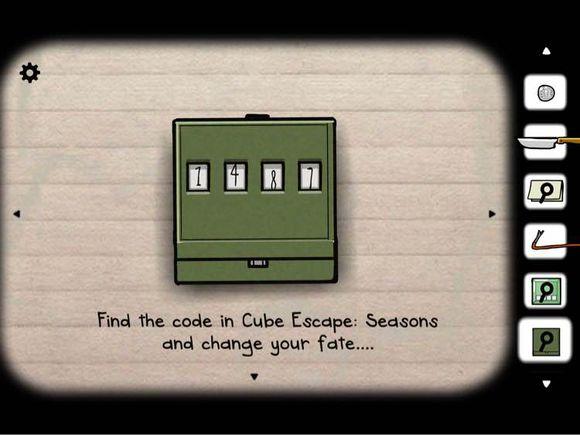 《逃离方块:锈湖湖畔》第三部分攻略
