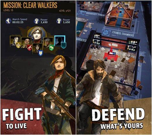 《行尸走肉:行军作战》开启安卓测试,预注册玩家将获内置奖励
