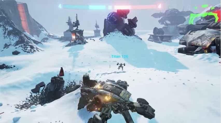 战斗泰坦 Battle of Titans 电脑版