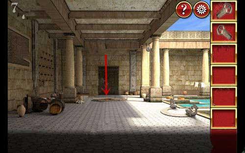 《密室逃脱16:神殿遗迹》第7关攻略