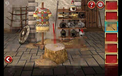 《密室逃脱16:神殿遗迹》第9关攻略