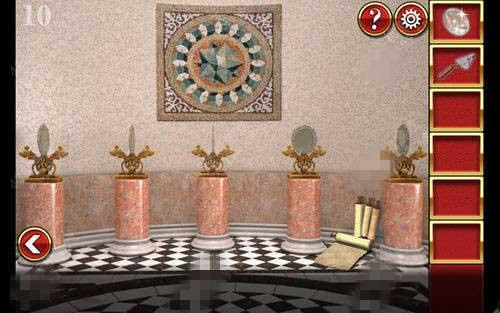 《密室逃脱16:神殿遗迹》第10关攻略