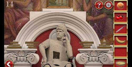 《密室逃脱16:神殿遗迹》第14关攻略